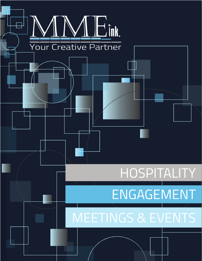 mmeink 2015 brochure event services hospitality agency